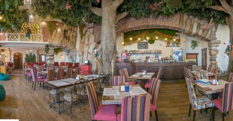 Фото ресторана Волшебный сад