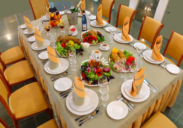 Питание в отеле Сочи парк